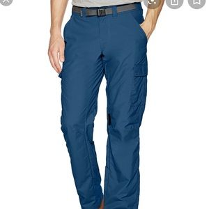 NWT men's Columbia cascade explorer pants 34